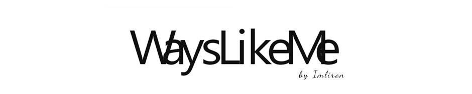 WaysLikeMe by Imliren